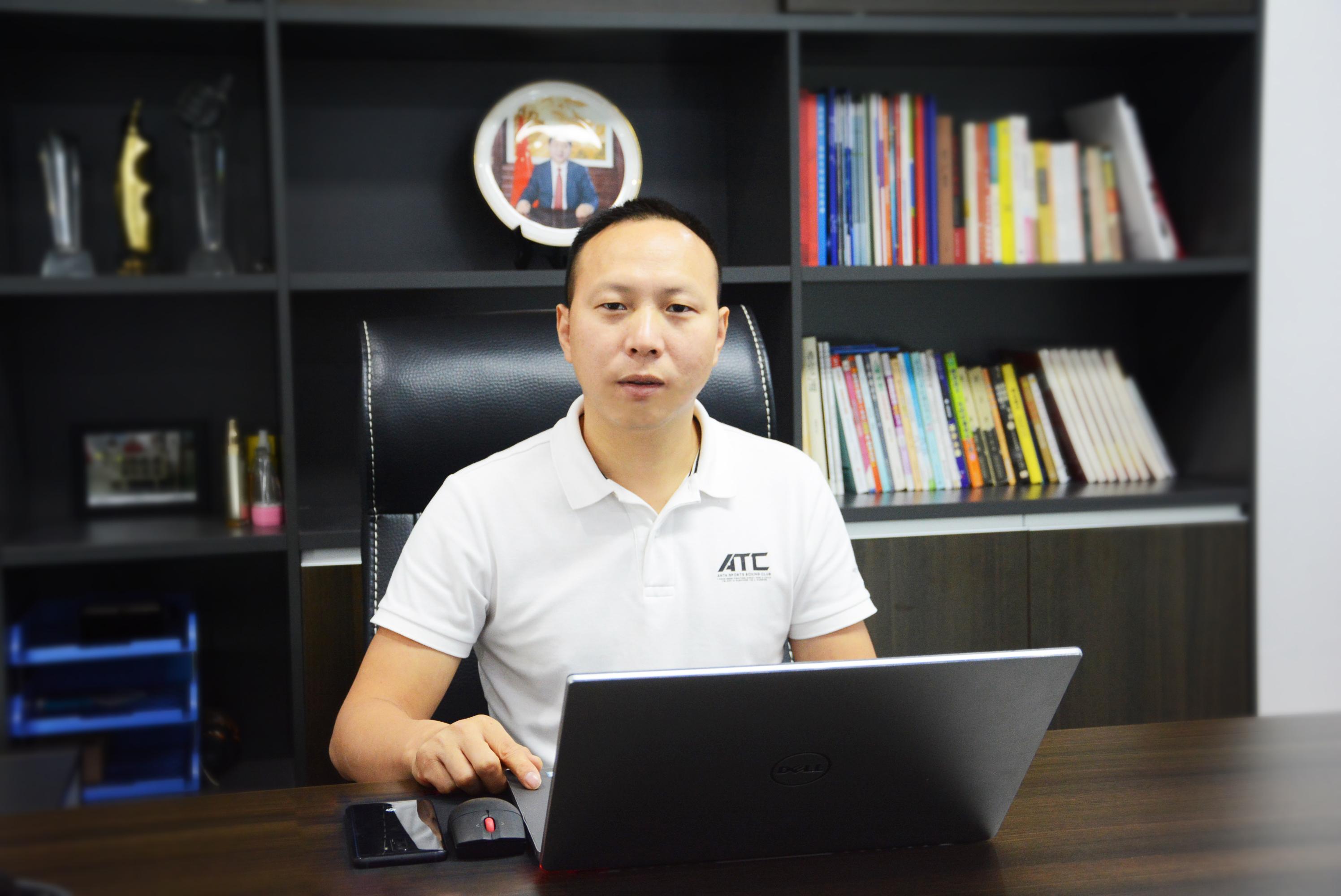 汇能科技创始人兼CEO杨体春双节祝福:心怀感恩,砥砺前行!